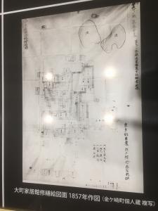 金ヶ崎要害絵図