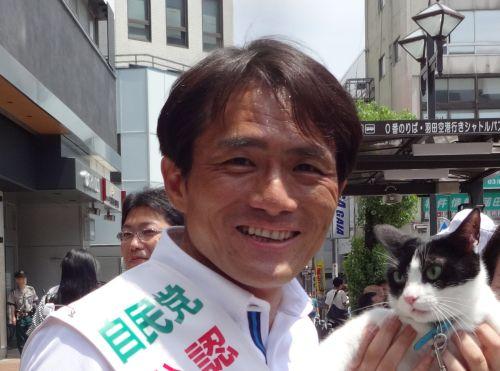 東京都議会議員  鈴木あきひろ先生 500