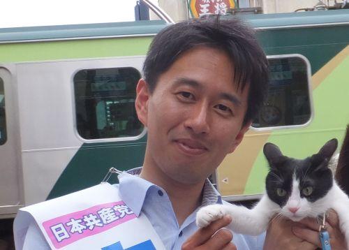 東京都議会議員 白石たみお先生 2 500