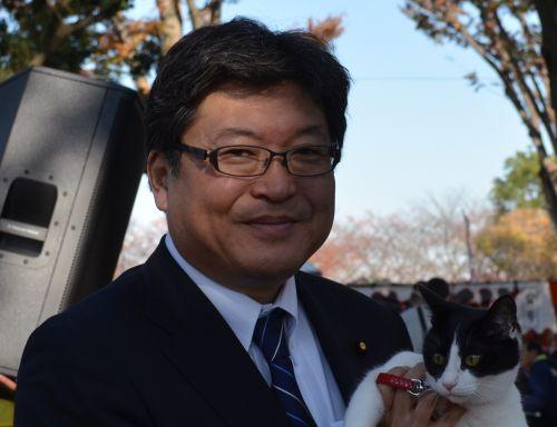 萩生田光一先生 東京24区 500