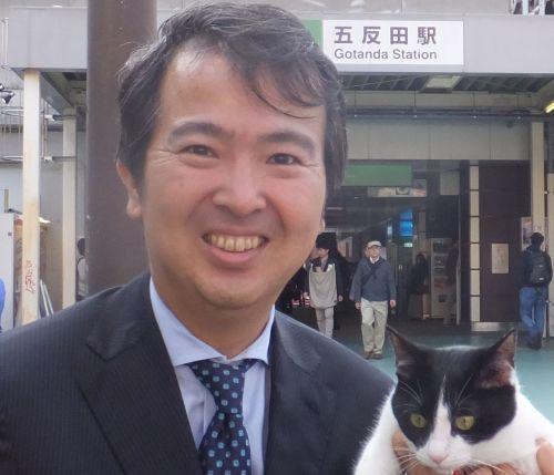 石原 宏高(いしはら ひろたか)内閣府副大臣