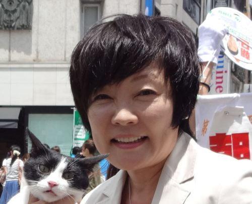 安倍総理夫人昭恵さまとジャンヌ 500