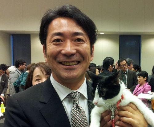 中川俊直先生 500