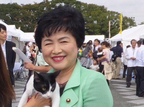 衆議院議員 高木美智代先生