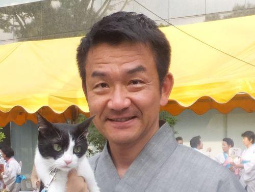 500 衆議院議員 小田原きよし先生