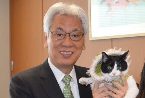 元法務大臣 参議院議員 小川敏夫先生 500