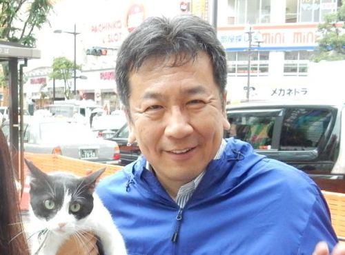 枝野幸男先生 500