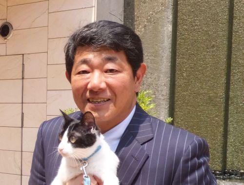 手塚仁雄先生 500