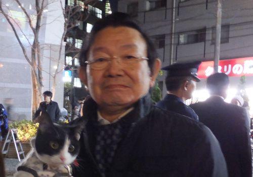 与謝野先生と 500