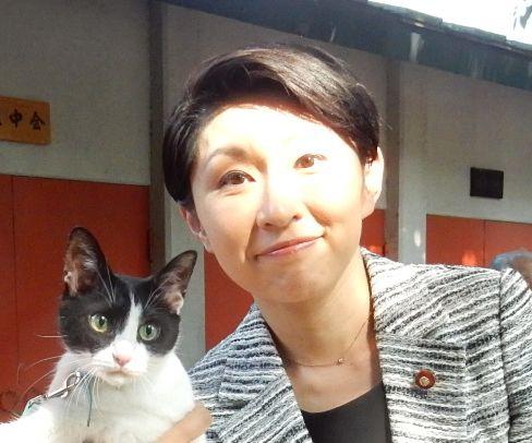 小渕恵子先生