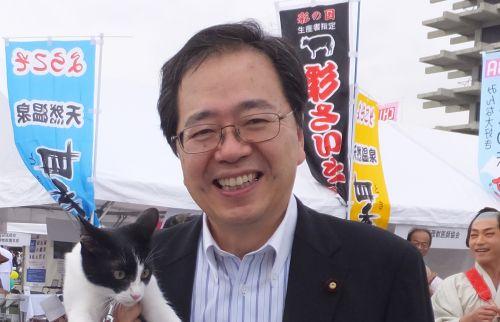 衆議院議員 斎藤鉄夫先生