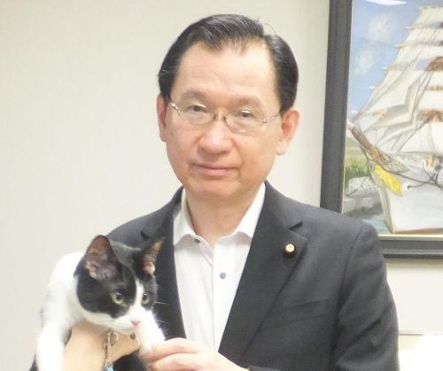 参議院議員 浜田昌良先生 500