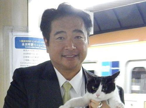 参議院議員 松平新平先生 500