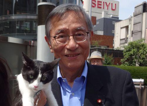 細田博之先生 500