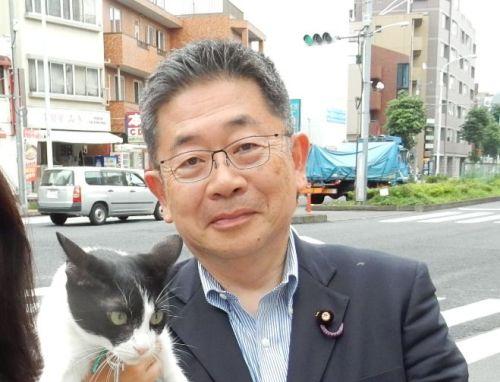 参議院議員 小池晃先生 500