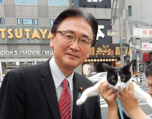 衆議院議員 古屋圭司先生 500
