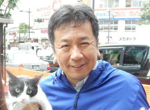 衆議院議員 枝野幸男先生 500