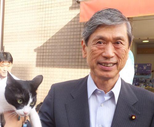 自民党副総裁 衆議院議員 高村正彦先生 2 500