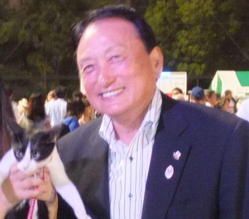 元国会議員 中山義活先生2