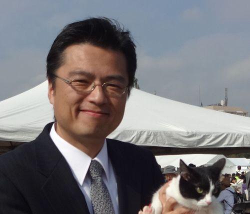 北海道名寄市加藤剛士市長 500