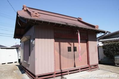 香取神社(越谷市平方)6