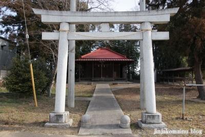 鹿島神社(越谷市平方)2
