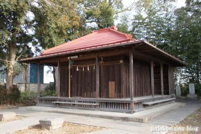 鹿島神社(越谷市平方)5
