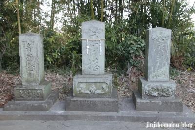 鹿島神社(越谷市平方)7
