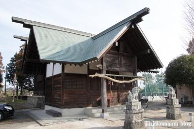 赤沼神社(春日部市赤沼)11