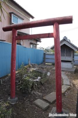 稲荷社(春日部市赤沼)2