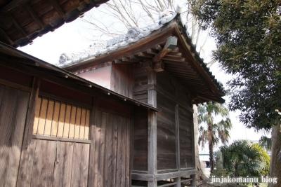 稲荷神社(春日部市赤崎)6