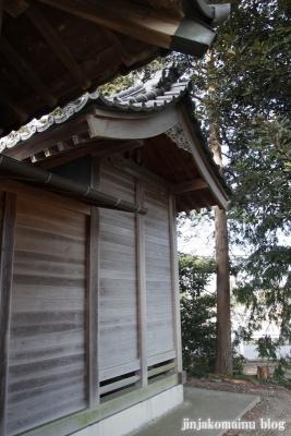 日枝神社(春日部市赤崎)5