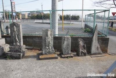 水角神社(春日部市水角)2