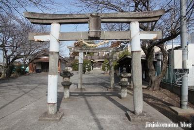 水角神社(春日部市水角)4