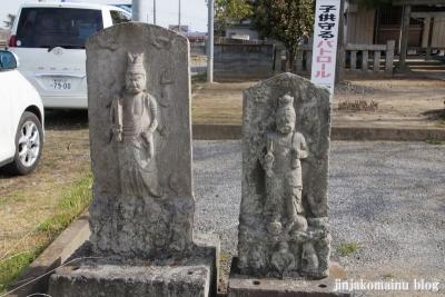 雷電神社(春日部市永沼)3