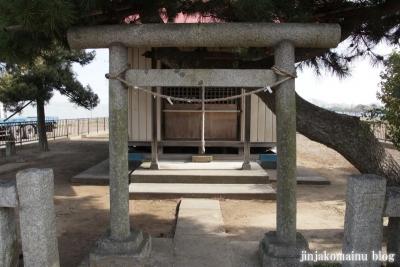 雷電神社(春日部市永沼)5