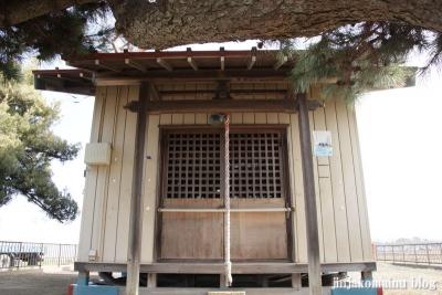 雷電神社(春日部市永沼)6