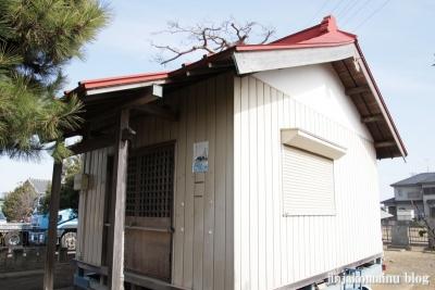 雷電神社(春日部市永沼)7