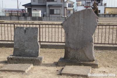 雷電神社(春日部市永沼)9