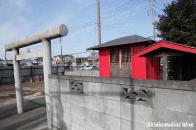 稲荷神社(春日部市永沼)1