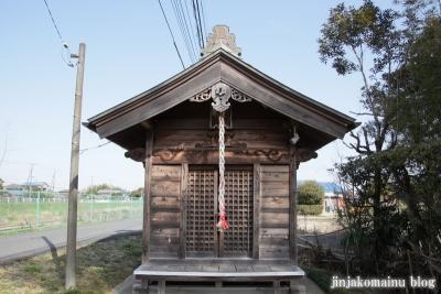 藤崎稲荷大明神(春日部市下柳)3