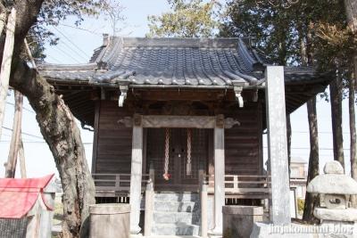 雷電神社(春日部市下柳)4
