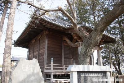 雷電神社(春日部市下柳)10