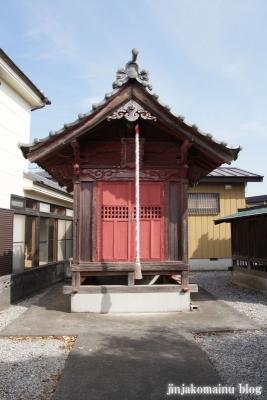 雷電神社(春日部市下柳)9