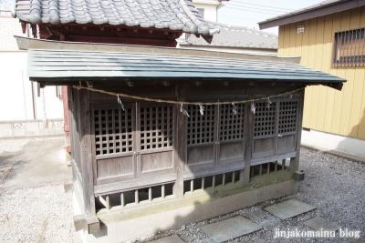 雷電神社(春日部市下柳)7