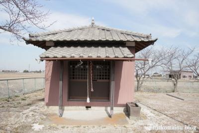 香取神社(春日部市不動院野)1
