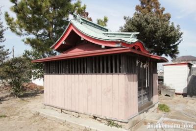 下谷神社(春日部市不動院野)6