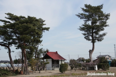 下谷神社(春日部市不動院野)11
