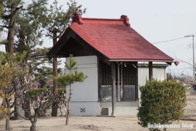 下谷神社(春日部市不動院野)12