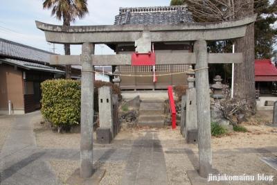 天神神社(春日部市樋籠)1